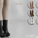 MJ95's Madlen Habu Boots