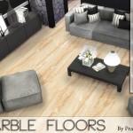 Pralinesims' Marble Floors