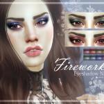 Pralinesims' Fireworks Eyeshadow | N23