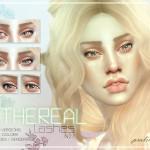 Pralinesims' Ethereal Lashes | N27