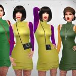 Devirose's Bolero Dresses