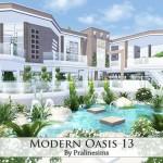 Pralinesims' Modern Oasis 13