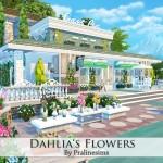 Pralinesims' Dahlia's Flowers-Shop