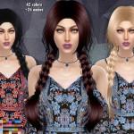 SintikliaSims' Sintiklia – Hair s31 Kanoya
