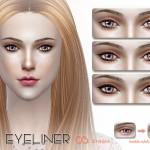 S-Club LL ts4 eyeliner 05