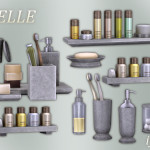soloriya's Belle Cosmetics Set