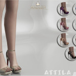 MJ95's Madlen Attila Shoes