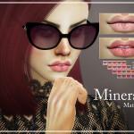 Pralinesims' Mineral Matte Lips | N49