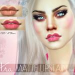 Pralinesims' Ultra Matte Lipstain | N46