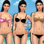 Saliwa's Angels Style Bikinies