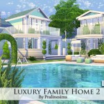 Pralinesims' Luxury Family Home 2