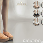 MJ95's Madlen Ricardo Shoes