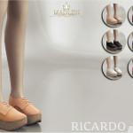MJ95's Madlen Ricardo Shoes