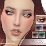 Screaming Mustard's [ Pisces ] – Wet Look Eyeshadow