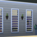 Simista A little sims 4 blog ♥: Louver Lover Window