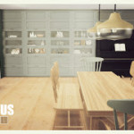 Eucalyptus Dining Room | Onyx Sims