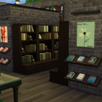 Brazen Lotus — Retail Bookstore Set
