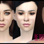 Be Natural Skin by me :) I hope you like… – LiyahSim