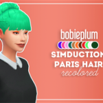 kaisoo trashSimduction Paris Hair // Recolored