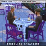 Treelife Creations (EA Buyable & Edible Food/Drinks – Spa Day Game…)