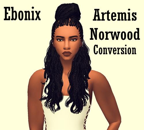 Simblr In London Ebonix Artemis Norwood Conversion Sims