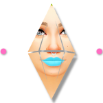 sims trash #1 BASE GAME COMPATIBLE VERSIONS OF MY LIP COLORS
