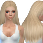 Simista A little sims 4 blog ♥: Lydia Hair Retexture
