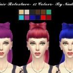 Naddiswelt's Retexture Hair V3