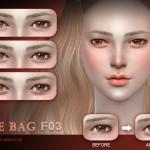 S-Club LL thesims4 Eyebag F03