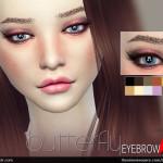 tsminh_3's Butterfly Eyebrow
