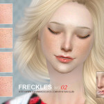 S-Club WM ts4 freckles 02