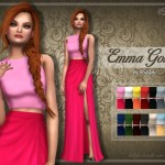 Trilly21's Trillyke – Emma Gown – mesh needed