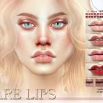 Pralinesims' Bare Lips N54