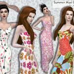 juanni84's Summer Maxi Dresses