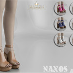 MJ95's Madlen Naxos Shoes