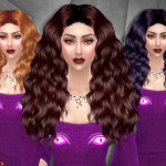 SintikliaSims' Sintiklia – Hair s35 Diva