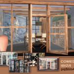 Sims 4. Dining Room Ibiza. – pqSim4