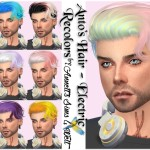Anto's Hair Electric – Recolors