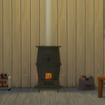 Simista A little sims 4 blog ♥: Pot Belly Stove