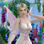 Ladesire Creative Corner (TS4 – Fairy Poses by Ladesire Hi! I have…)