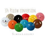 Almofadas pillow conversion – Sims4Luxury