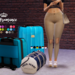 In a bad Romance. Beatrice Suitcase