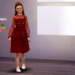 In a bad Romance. Holiday Dress Edit.