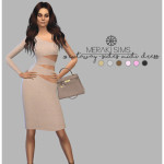 m e r a k i s i m s — 39.Cutaway-sides midi dress – BALMAIN Custom…