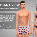 """GOHLIAD : """"PLEASANT VIEW""""SKIN BLENDABOUT Named after my…"""