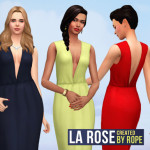 A Sims on the phone. – The Rose, dress for the Sims 4. There is already …