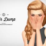 CHUM-CHA! Hair Dump