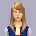 Simduction – Autumn Hair 2.0 and Carmen Hair 2.0 by Simduction…