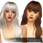 MISSPARAPLY | [TS4] Maysims 153: Solids 64 colors Custom…