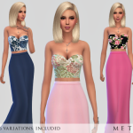 Metens | TS4 Bloom  Let's get back to florals as Spring…